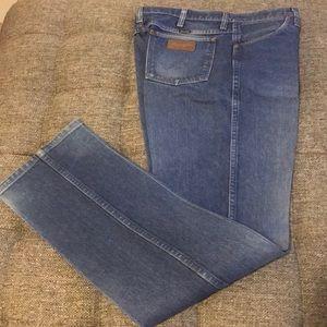 Wrangler jeans!
